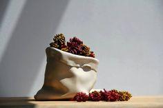Ceramic Bag: POT_06 by MariacbCeramic on Etsy