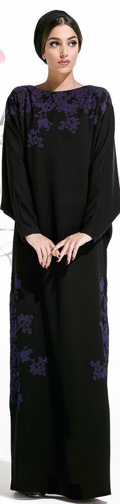 Mauzan abaya Fall Winter 2015/16