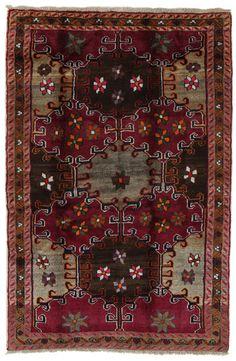 Lori - Gabbeh Persian Carpet 201x130