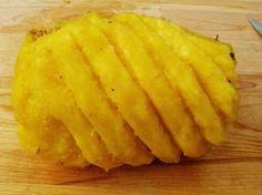 I'm very addicted to pineapple. mmm.