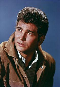 """""""Bonanza"""" Michael Landon circa 1960"""