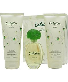 Cabotine by Parfums Gres 3-piece Gift Set for Women - Overstock™ Shopping - Big Discounts on Parfums Gres Fragrance Gift Sets