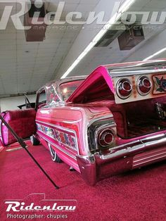 rose Gypsy Rose, Low Life, Pinstriping, Road King, Chevrolet Impala, Kustom, My Ride, San Antonio, Classic Cars