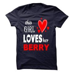 THIS GIRL LOVE HER BERRY T-SHIRTS, HOODIES, SWEATSHIRT (22.99$ ==► Shopping Now)