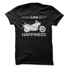 Everyone seems to think that you can't buy happiness. But, anyone who owns a motorcycle knows that isn't true. Buying a motorcycle is the epitome of happiness!ξ