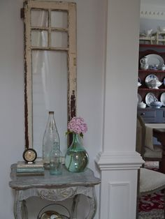 Chateau Chic - Vintage Window
