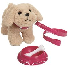 "Journey Girls Playful Pet - Golden Retriever Dog - Toys R Us - Toys ""R"" Us"