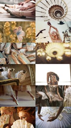 "ars-aesthetica: "" Hufflepuff ballet aesthetic - requested by anon Request info here """