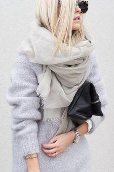 きれいな人は冬に白を着て女を上げる術を知っている |だれも書かない★ニューヨーク1%未満★