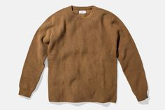 Lee Sweater, Burnt Khaki