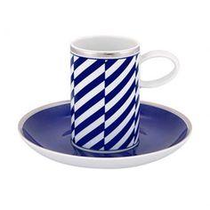 Xícara para café com pires - harvard - Westwing.com.br - Tudo para uma casa com estilo