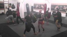 2015-10-21 Techniktraining in Feinstform - Sugambrer Fightclub