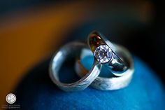 I love wedding ring photos.