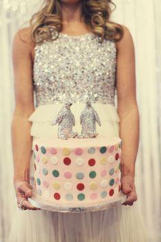 festive #cake #decoration #decorating #glitter #sparkle #dessert #party #holiday #festive #celebrate #bake #baking