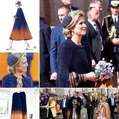 Queen Maxima in Jan Taminiau Koningsdag 2017