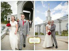 Wedding at the Sacramento Temple