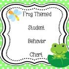 """A """"hop-tastic"""" way to keep track of your students behavior!"""