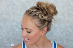 Top 30 Best Sporty Hairstyles for Workout   Fashionisers