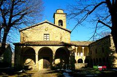 TOURISM in The Marches Region – ITALY - CARPEGNA - Pieve di San Giovanni Battista - © Copyright Photo Piero Evandri - www.italiamarche.com
