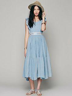 cloth boutiqu, bridesmaids, fashion, dress freepeopl, dresses, peopl mile, heart dress, cloth whore, blues