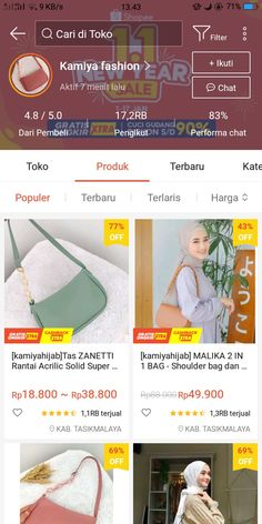 Best Online Clothing Stores, Online Shopping Sites, Online Shopping Clothes, Retro Outfits, Modest Outfits, Online Shop Baju, Aesthetic Shop, Instagram Music, Hijab Fashion Inspiration