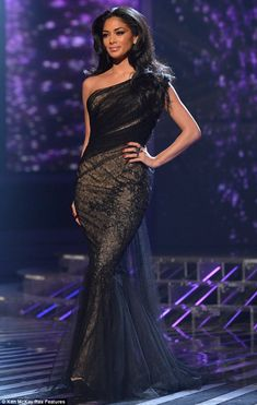 Tulisa Loses Fashion Battle To Flawless Nicole Scherzinger On The X Factor Again