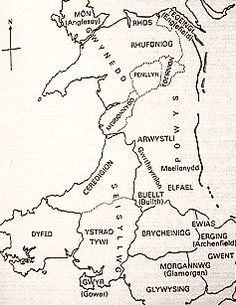 Map of Wales. Although Wales did not experience significant Viking settlement such as occurred in Ireland and in England, still Wales felt the blows of the Northerners. Wales was repeatedly raided, especially by the Norse from the Hiberno-Norse kingdoms of Dublin and Limerick.