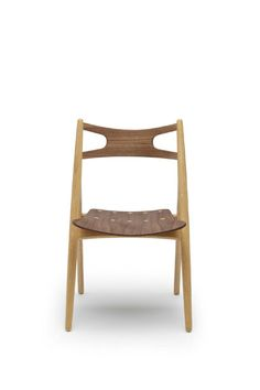 New Wegner chair.