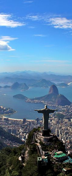 Rio de Janeiro, Brazil One of my favorite places on Earth