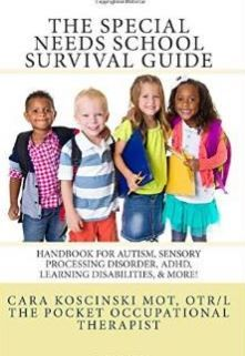 » Book Review:  The Special Needs School Survival Guide - pinned by @PediaStaff – Please Visit  ht.ly/63sNt for all our pediatric therapy pins