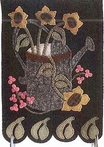 25+ best ideas about Wool applique patterns on Pinterest ...