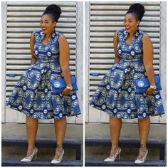 Plus Size Pleated Dresses You Can Make With The Ankara African Print Fabric Ankara Dress Styles, African Print Dresses, African Dress, African Tops, African Wear, African Style, African Fashion Ankara, Latest African Fashion Dresses, African Print Fashion