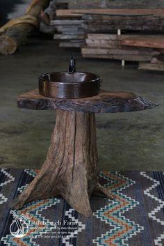 rustic-bathroom-vanity-redwood-western-cedar.jpg (667×1000)