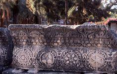 Capernaum-Israel. 3rd century