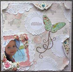 doilies-Kiera's Baby Book