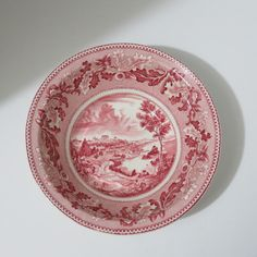 Red Johnson Brothers Historic America View of Richmond Virginia Serving Bowl. Starting at $3
