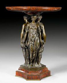 Empire Style, Bronze Sculpture, Portrait, Sculptures, September, Auction, Dish, Ornaments, Architecture