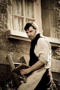 Brendan Coyle--Bates on Downton Abbey
