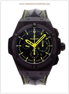 ba3e5719ebf Hublot King Power Mechanical Black Dial Men s Watch Price