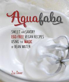 Zsu's Vegan Pantry: aquafaba!