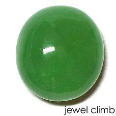 グリーンジェダイト(本翡翠)(jadeite)3.76CT