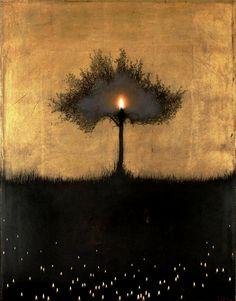 Christos Bokoros Greece Painting, Creek Art, Pastel Painting, Tree Art, Painting, Oil Pastel Paintings, Art, Canvas Paper, Contemporary Art