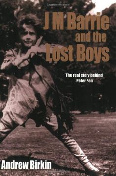 J. M. Barrie and the Lost Boys: The Real Story Behind Peter Pan by Andrew Birkin http://www.amazon.com/dp/0300098227/ref=cm_sw_r_pi_dp_WXhEwb1TYTWVX