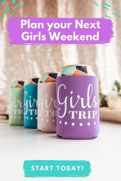 Plan the ultimate Girls Getaway Trip with these amazing party planning ideas.  Fun girls trip favor ideas to best girls weekend destination ideas.  From a bachelorette party trip to a girlfriend trip or a girls beach weekend.  Find bachelorette party favors and items for girls trip goodie bags.  Floppy beach hats for the perfect girls pool party.  Girl weekend ideas or girls road trip planning tips. Visit daisylaneco.com to start Softball Party Favors, Beach Party Favors, Unique Party Favors, Bachelorette Party Planning, Bachelorette Weekend, Beach Hats, The Perfect Girl, Girls Getaway, Girls Weekend