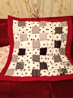 My first attempt at a quilt