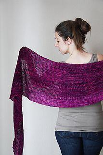Neverwhere #knittingpattern on #Ravelry by Melanie Berg