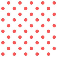 Free digital polka dot scrapbooking paper: red-and-white - Pünktchenmuster - freebie