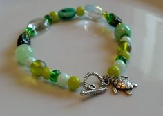 the Steph bracelet by thats2darncute on Etsy