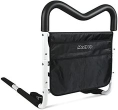 Amazon.com: MGrip Adjustable Contoured Bed Rail with Multiple Gripping Positions, Contoured Rail with Unique M-Shape for Multiple Gripping Positions, Compact Design, Black/White: Health & Personal Care Bed Rails, Eyelash Curler, Deep Tissue, Baby Essentials, Bedside, Trinidad And Tobago, Contour, Pouch, Medical