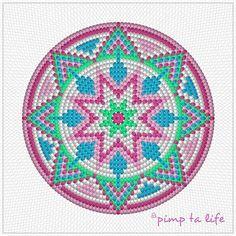 Patron free : bodom mochila wayuu bag by : ®pimp ta life